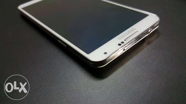 Samsung Note 3 in Mint condition