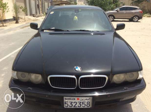 For Sale 2000 BMW 740i Japan Specification
