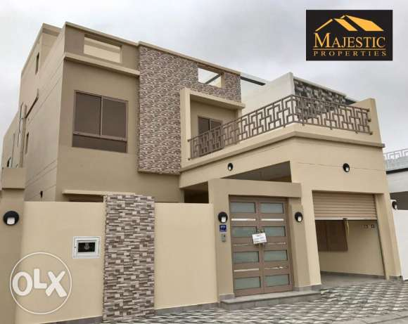 Brand New Villa for Sale in Jabalat Habshi Area, Ref: MPM0127