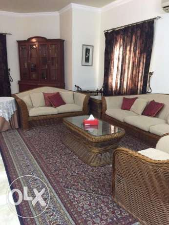 4 bedroom fully furnished villa with private pool