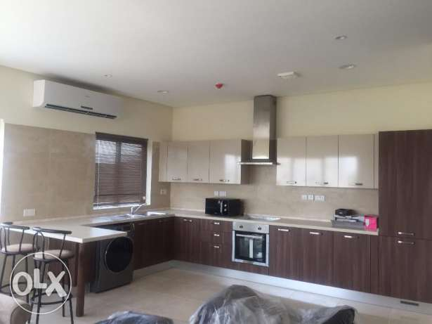New Building Two Bedrooms fully furnished apartment in Adiliya