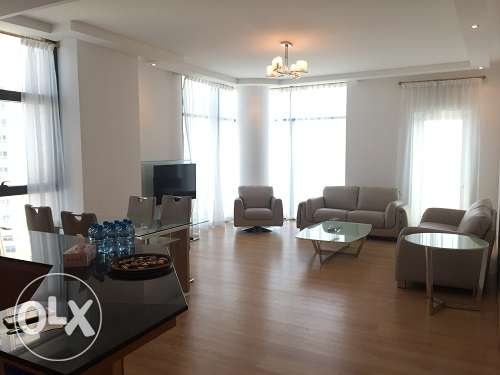 Luxurious 2 Bedroom full furnish apmt in Sanabis BD.500/-(Inc)