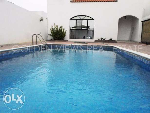 Hamala 3 Bedroom semi furnished villa with private pool - inclusive