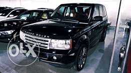 Range Rover Sport Supercharge 2008
