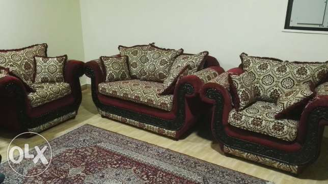 sofa 3+2seats very good condition
