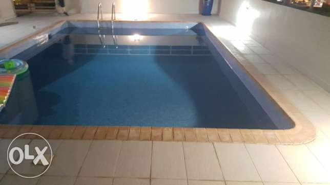 Busayteen, 1 BHK flat near to king Hamad hospital with gym