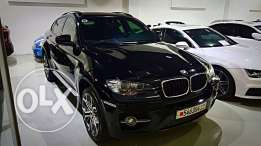BMW X6 2011 Warranty to 6/2018 low mileage full option