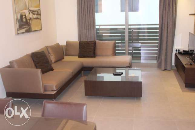 Gorgeous Brand new 2 BR in Juffer, Balcony