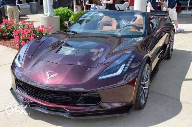 imported corvette cars from usa with best prices