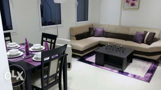1 BR flat for rent in New Hidd, Fully furnished & brand new