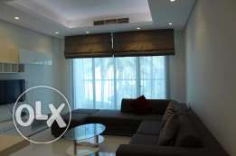 Charming brand new 2 bedroom+maid room Apartment in Amwaj f/furnished