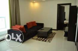 Modern Family flat with nice facilities in Seef
