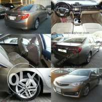 Camry glx 2013 model for sale