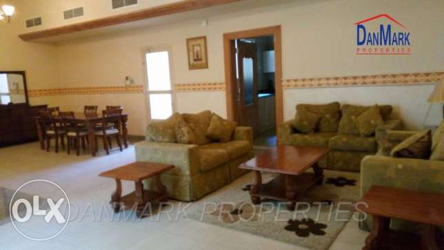 BD 475/ 3 Bedroom Fully Furnished Luxurious Apartment for rent INCLUSI