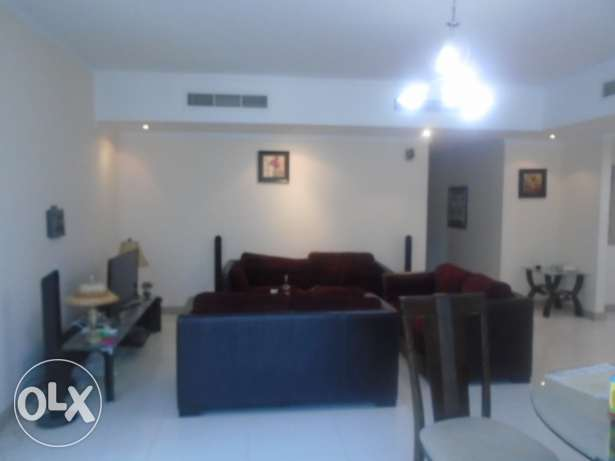 3 Bedrooms furnished flat at Seef