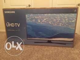 "SAMSUNG 55"" 4K Ultra HD Smart LED TV"
