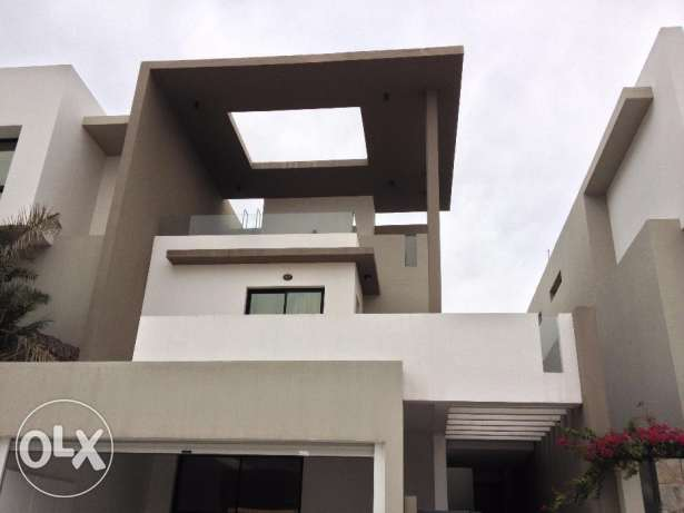 Villas for sale in Bahrain Maqabah. Luxury new villas with 4 bedrooms