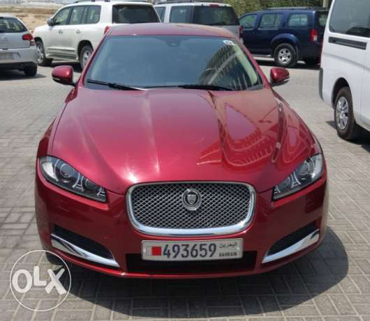 Jaguar XF 2012 Excellent Condition