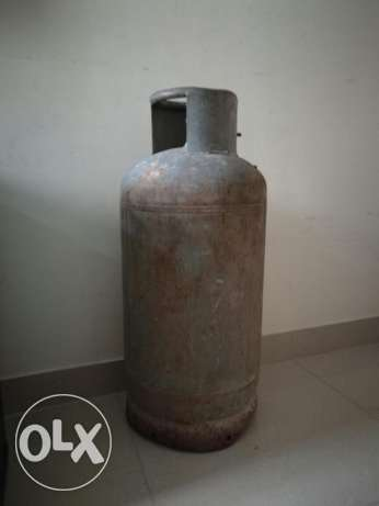 Nader gas cylinder medium size