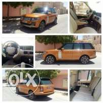 Range Rover body kit 2015