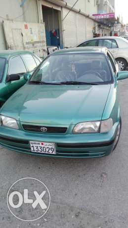 تويوتا تيرسيل Toyota tercel for sale