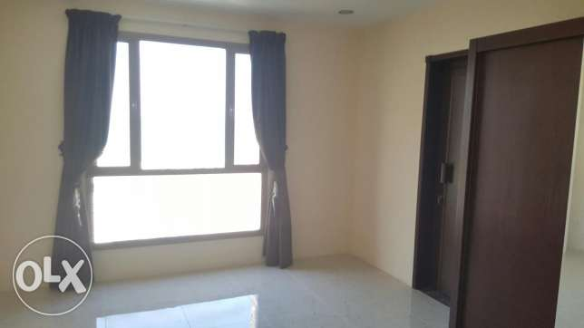 Brand new semi Furnished 2 BHK with balcony & sea view