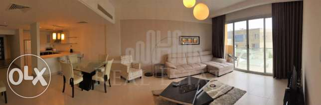 Spacious fully furnished 2BR flat in Amwaj
