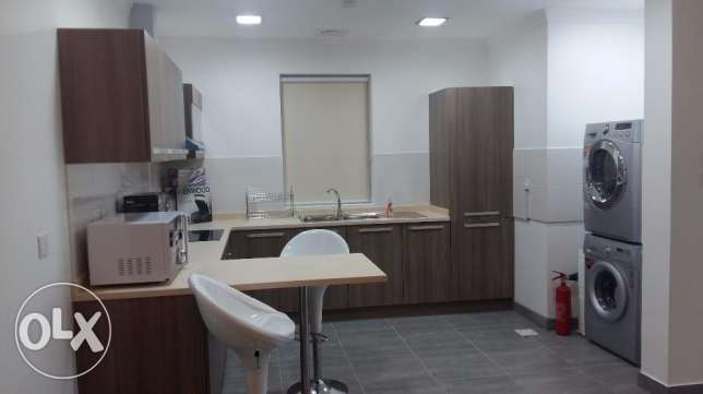Brand New 2 bedrooms apartment with modern furniture fully furnished w