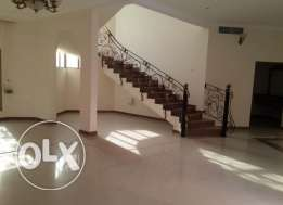 4 Bedroom semi furnished villa for rent close to Saudi Causeway - excl