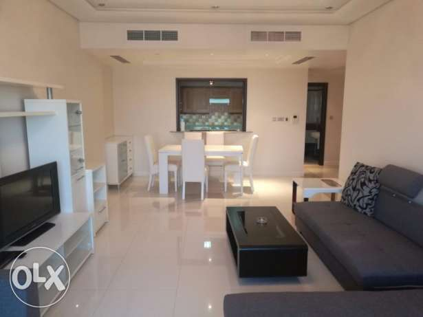 Splendid 2 Bedroom apartment for rent at Abraj Al Lulu