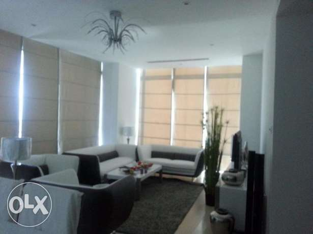 Modern Sea view 2 BR in Seef / Balcony