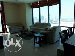 amazing 1 / 2 bedrooms fully furnished in seef area