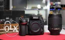 selling my Almost new nikon DSLR D7100