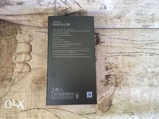 Samung Galaxy s8 for sale