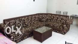 7 seater sofa for sale BD 50/- (Hoora)