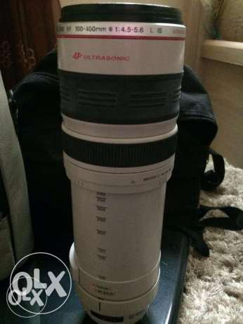 For sale lens canon ultrasonic 100-400mm