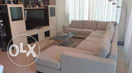 3 bedrooms fully furnished apartment in seef