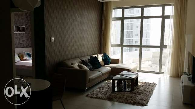 Brand new 1 bedroom flat for rent in Seef