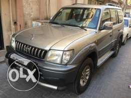 Toyota prado 98 v6 full option mint condition urgent sale