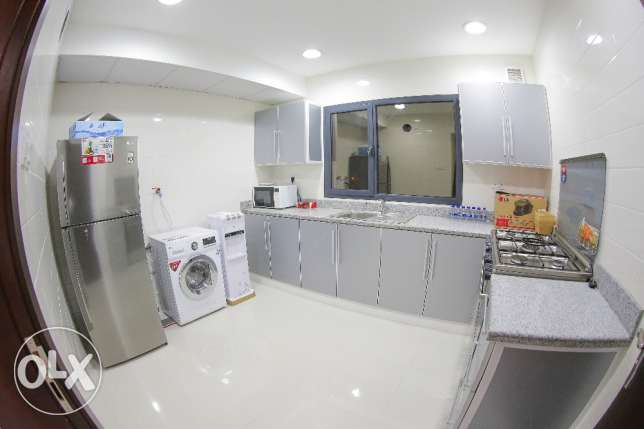 2 Bedroom in the hidd city available for rent ... المحرق‎ -  4