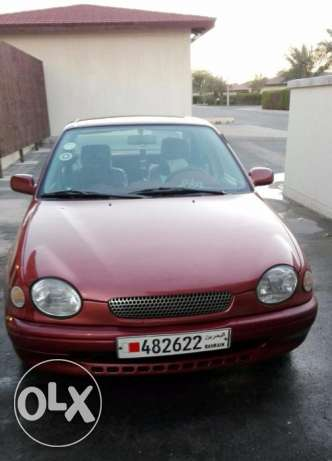 Toyota Corolla 1998 For Sale!!!