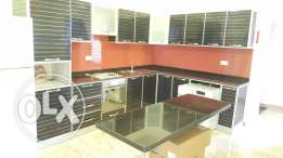 Apartments for Rent Saar , for rent 2 BHK flat Semi furnishd pool+gym