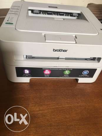 Brother Lazer Printer, Excellent condition