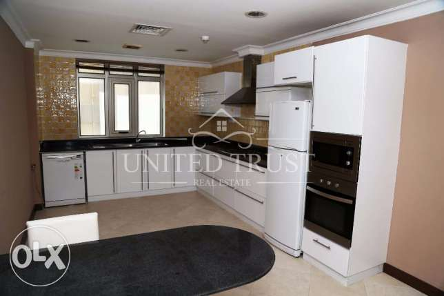 Furnished Apartment for rent In Juffair جفير -  2
