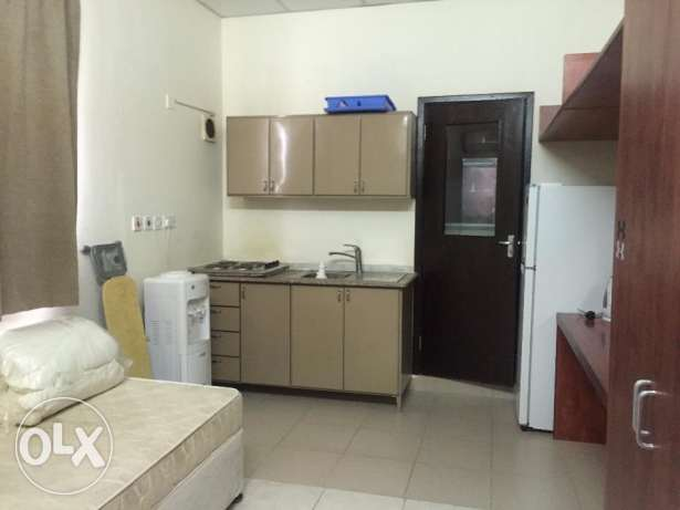 Small Studio f/f apartment Suitable for One person in Adiliy