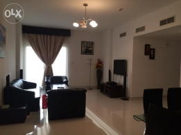 Amwaj island two bedroom fully furnished apartment
