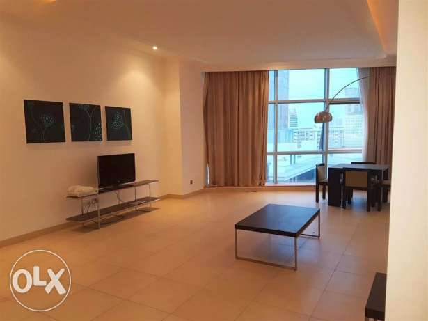 Bright Furnished Apartment At Seef Central (Ref No: 1SFP)