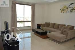 Modern style, fully furnished 3 BHK flat in Adliya at BD 550/month