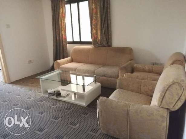 MAHOOZ - 2 Bedroom Fully Furnished Flat for Rent