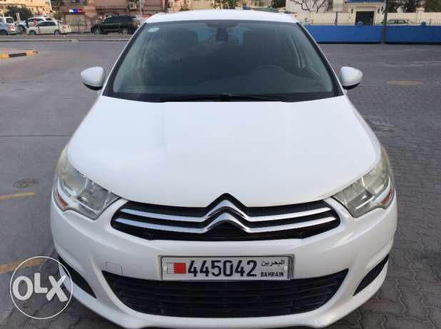 For Sale 2012 Citroen C4 Bahrain agency